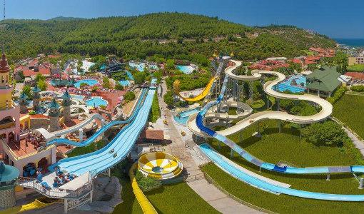 Aqua Fantasy Aquapark Hotel Spa yorumları ve şikayetleri