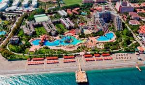 Limak Limra Hotel Resort yorumları ve şikayetleri