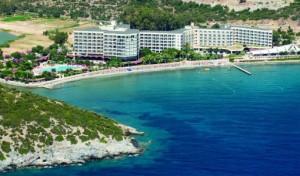 Tusan Beach Resort Hotel yorumları ve şikayetleri