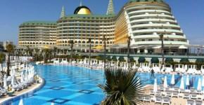 Delphin Imperial Lara Hotel yorumları ve şikayetleri