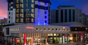 Hampton By Hilton Gaziantep yorumları ve şikayetleri