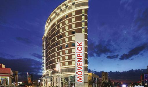 Mövenpick Hotel Ankara yorumları ve şikayetleri