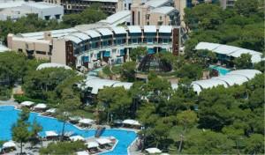 Rixos Sungate Hotel yorumları ve şikayetleri