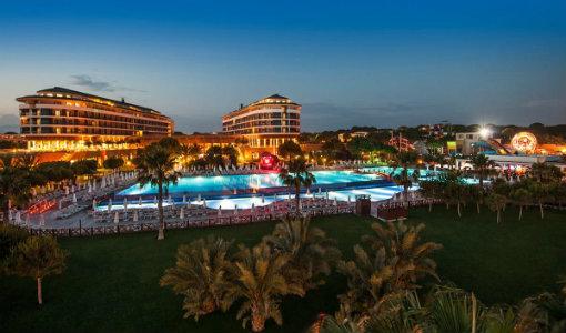 Voyage Belek Golf Spa yorumları ve şikayetleri